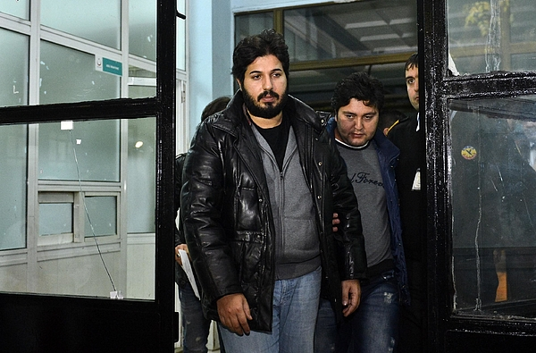 Turkish anti-corruption investigation Photograph by Anadolu Agency