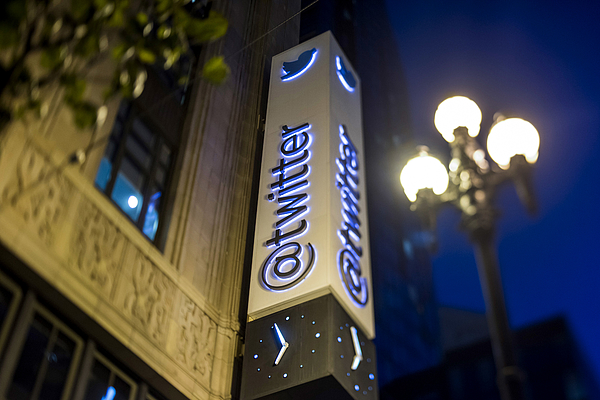 Twitter Inc. Headquarters Ahead Of Earnings Figures Photograph by Bloomberg