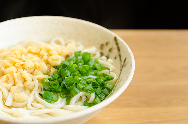 Udon noodle in a bowl Photograph by Lfo62