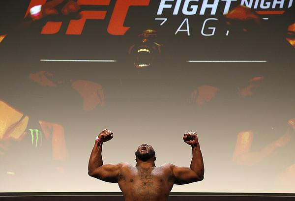 UFC Fight Night Weigh-in Photograph by Srdjan Stevanovic