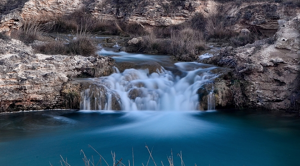 View Of Water Flowing Through Rocks In River Photograph by Francisco Manuel Laserna Jimena / EyeEm
