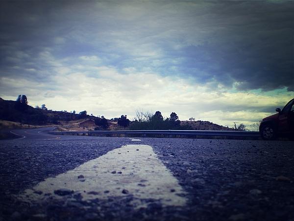 View Of Winding Road Photograph by Elin Elizabeth Sanchez / EyeEm