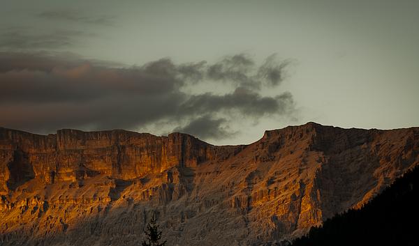 Waiting to return (Dolomiti) Photograph by Adriano Ficarelli