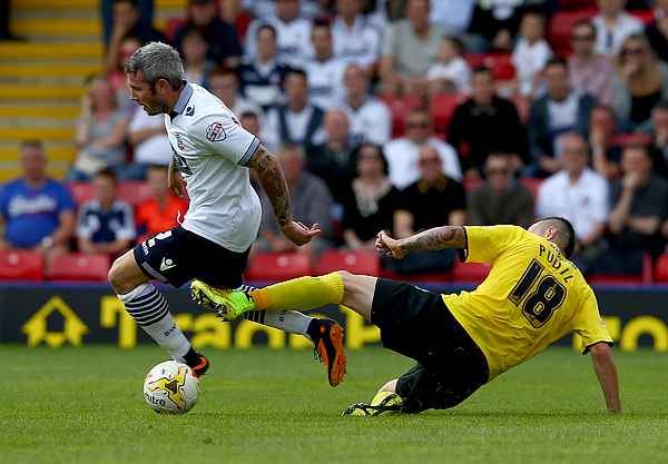 Watford v Bolton Wanderers - Sky Bet Championship Photograph by Getty Images