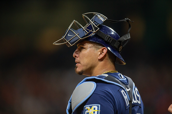 Wilson Ramos Photograph by Icon Sportswire