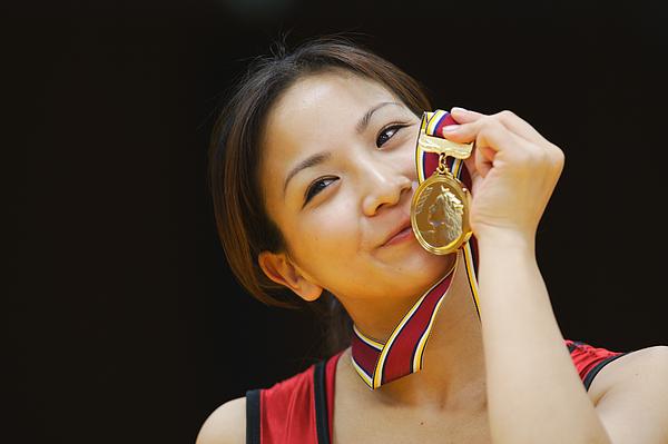 Winning Wrestler Photograph by Yutaka Mizutani/Aflo