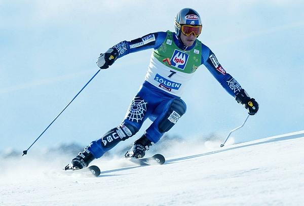 Wintersport/Ski Alpin: Weltcup 03/04 Photograph by Sandra Behne