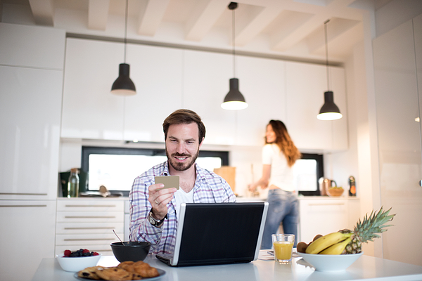 Working From Home Photograph by Extreme-photographer