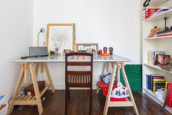 Working From Home Photograph by Loic Lagarde