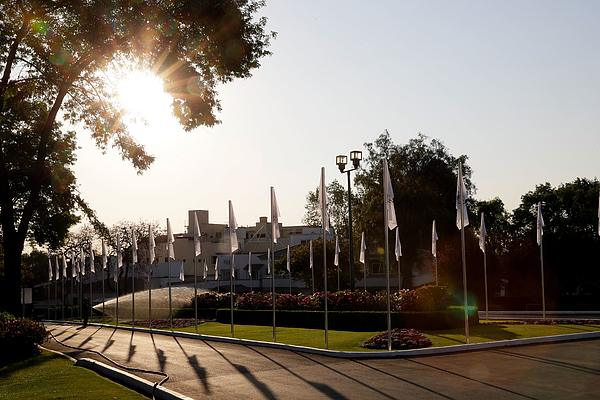 World Golf Championships-Mexico Championship - Preview Day 2 Photograph by Jamie Squire