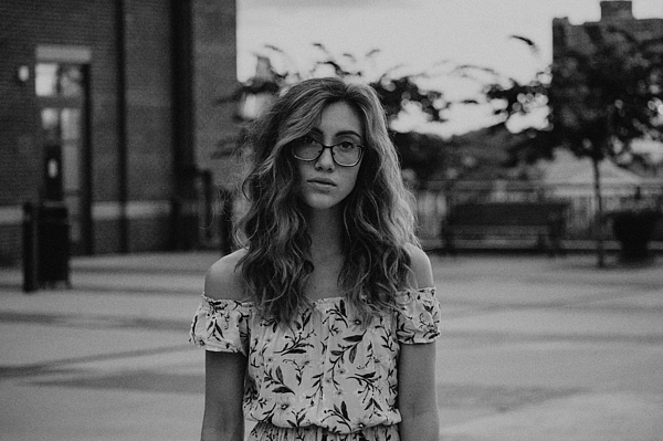 Young Woman With Eyeglasses Photograph by Sarah Somers / EyeEm