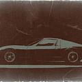 Lamborghini Miura by Naxart Studio