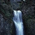 Multnomah Falls by Edward R Wisell