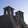 San Francisco De Asis Church At Sunrise by Troy Montemayor