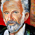 The Most Interesting Man In The World by Jon Baldwin  Art