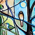 Three Birds by Elizabeth Robinette Tyndall