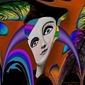 087 -   Flippy Girl  by Irmgard Schoendorf Welch