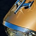 1957 Oldsmobile Super 88 Hood Ornament by Jill Reger