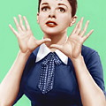 A Star Is Born, Judy Garland, 1954 by Everett