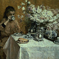 Afternoon Tea by Isidor Verheyden