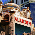 Aladdin Hotel Casino by Mariola Bitner