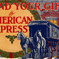 American Express Shipping by Granger