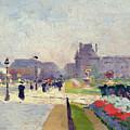 Avenue Paul Deroulede by Jules Ernest Renoux