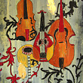 Baroque 1 by Aliza Souleyeva-Alexander