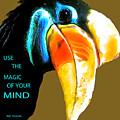 Believe Toucan by Debra     Vatalaro