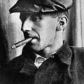 Bertolt Brecht (1898-1956) by Granger