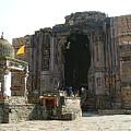 Bhojpur Temple by Padamvir Singh