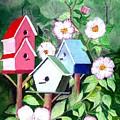 Birdhouse by George Markiewicz
