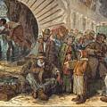 Black Exodus, 1880 by Granger