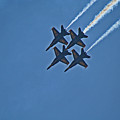 Blue Angels  by David Campbell