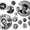 Campaign Buttons by Granger