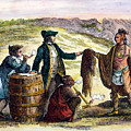 Canada: Fur Traders, 1777 by Granger