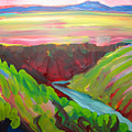 Canyon Dreams 8 by Pam Van Londen