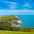 Cape Farewell Able Tasman National Park by U Schade