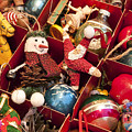 Christmas Ornaments by John Greim