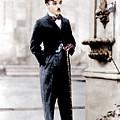 City Lights, Charlie Chaplin, 1931 by Everett