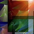 Coloured Lights II by Robert Meanor