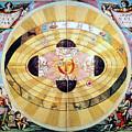 Copernican Universe, 1660 by Granger