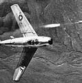 F-86 Jet Fighter Plane by Granger