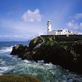 Fanad Lighthouse, Co Donegal, Ireland by The Irish Image Collection