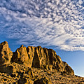 Fort Rock North Wall by Albert Seger