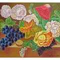 Fruits And Flowers  II. 2006 by Natalia Piacheva