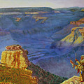 Grand Canyon V by Stan Hamilton