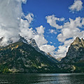 Grand Tetons by Brent Parks
