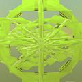 Green On Green by Deborah Benoit