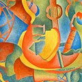 Grosse Guitare by Claire Gagnon